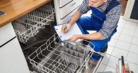 Viking Dishwasher Repair in San Diego